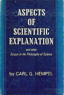 """""""Aspects of Scientific Explanation"""" Published"""