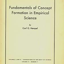 """""""Fundamentals of Concept Formation in Empirical Science"""" Published"""