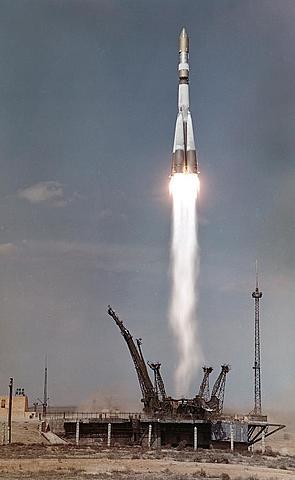 Voskhod 1 (USSR)