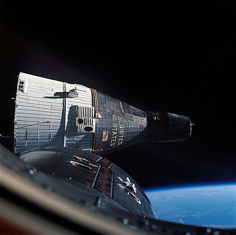 Gemini 6A - Gemini 7 (USA)