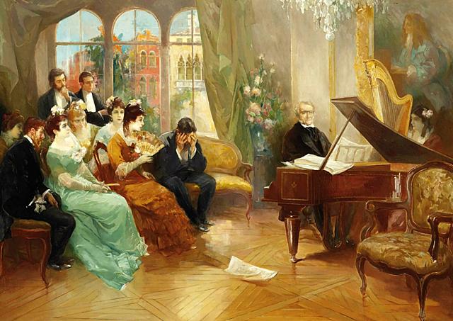 Подъём русского музыкального искусства. (Дамтеатр)