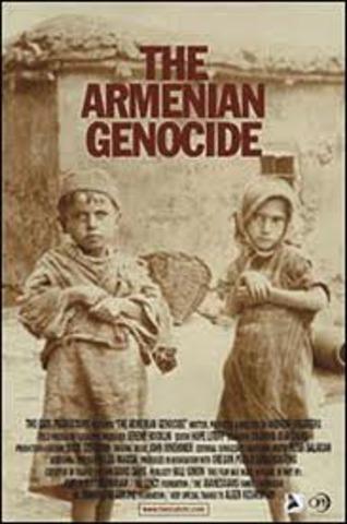 Amenian genocide