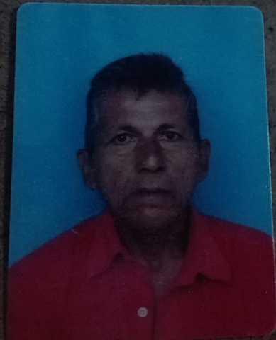 Abuelito Carlos Julio Casallas