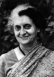 Asesinato de Indira gandhi