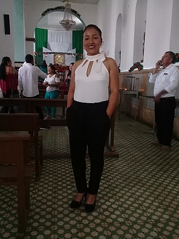 Prima Mayra Alejandra Casallas Bocanegra