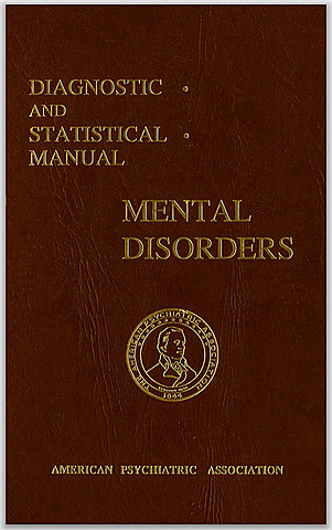 The American Psychiatric Association adds homosexuality to their list as a sociopathic personality disturbance.