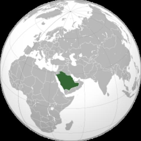 Mis padres se fueron a vivir a Arabia Saudí