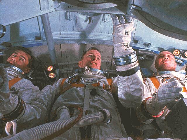 [EVENT] Apollo 1 Fire