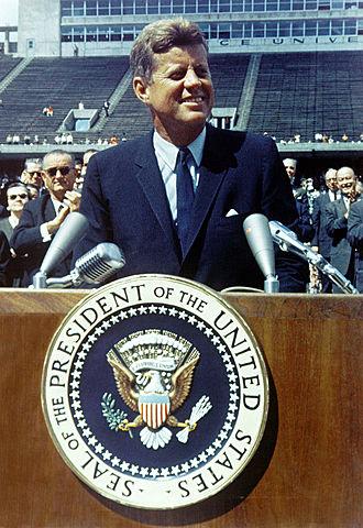 [EVENT] Kennedy's Speech