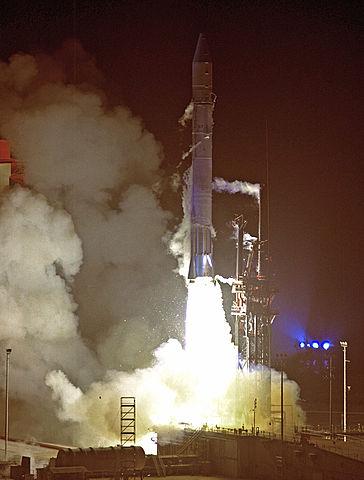 Atlas SLV-3C Centaur-D (USA)