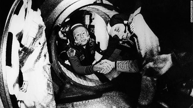 Apollo-Soyuz Test Project (USA/USSR)