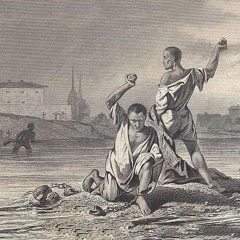 Создается поэма «Братья разбойники».
