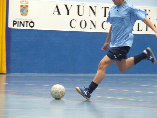 Empecé a jugar al fútbol