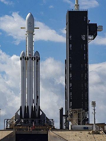 Arabsat-6A [FH Nº2] (SpX)
