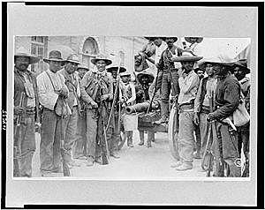 Los rebeldes tomaron  a Torreon