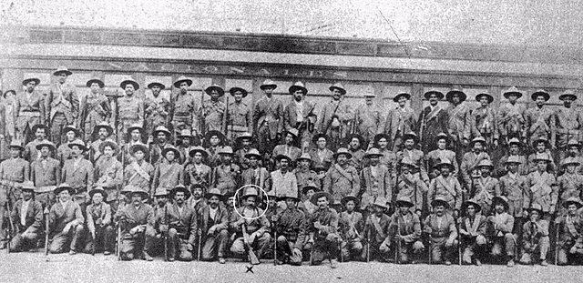 La división del norte lanza un ataque en Zacatecas contra los federales siendo una de las peores derrotas de los federales.