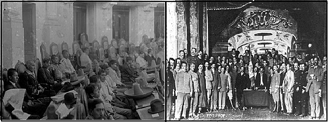 La convención constitucionalista en Aguascalientes