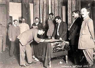 Villa se presentó en la Convención de Aguascalientes
