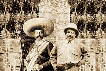 Eulalio Gutiérrez y varios de sus ministros firmaron un decreto donde destituian a Villa y a Zapata.
