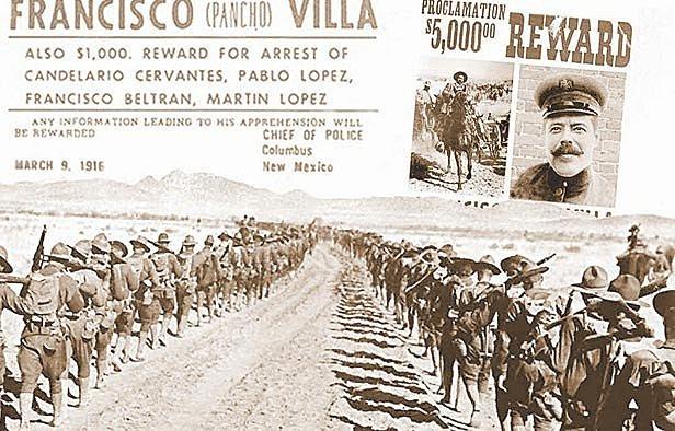 En Parral se desató el primer tiroteo entre mexicanos y estadounidenses