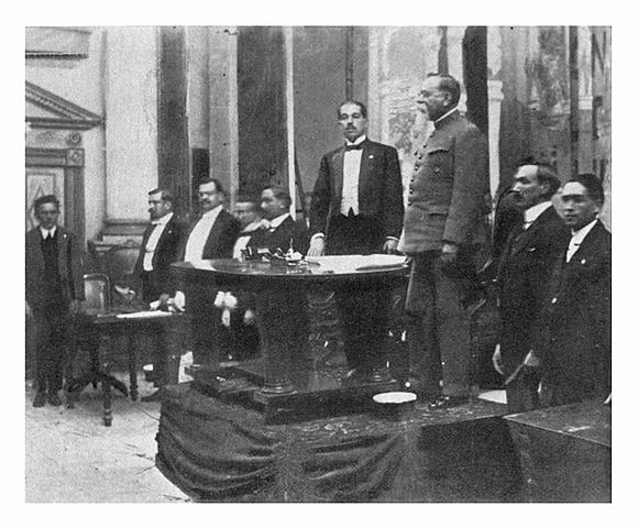 Carranza convocó un congreso constituyente