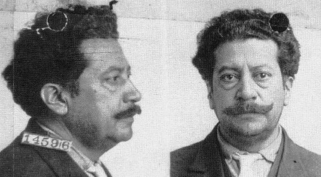 Los Hermanos Flores Magon fueron condenados a prisión