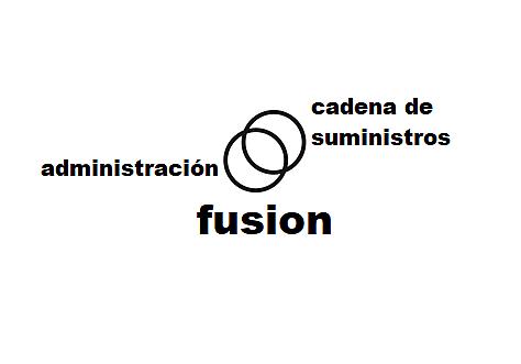 Fusión de la administración y la cadena de suministros