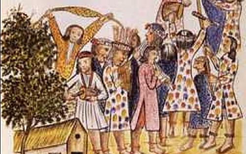 la conquista de los indígenas
