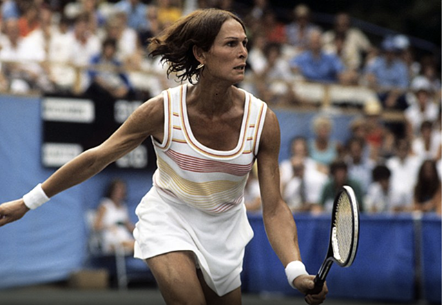 Transgender tennis player is banned from playing in the US Open Tennis Tournament