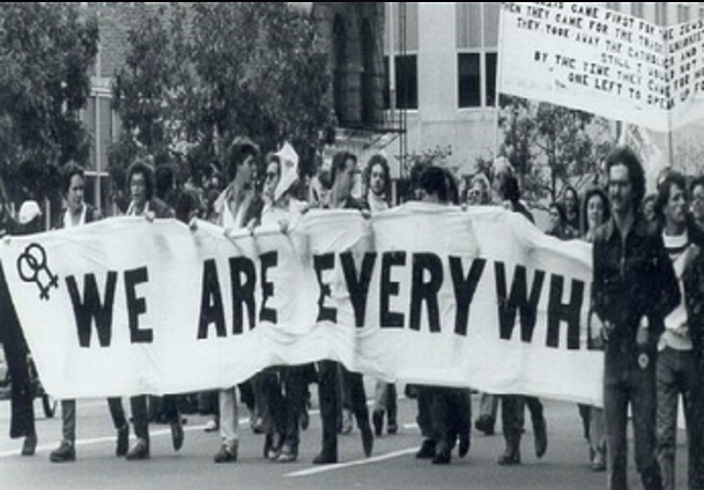 The First National March on Washington for Lesbian and Gay Rights takes place.