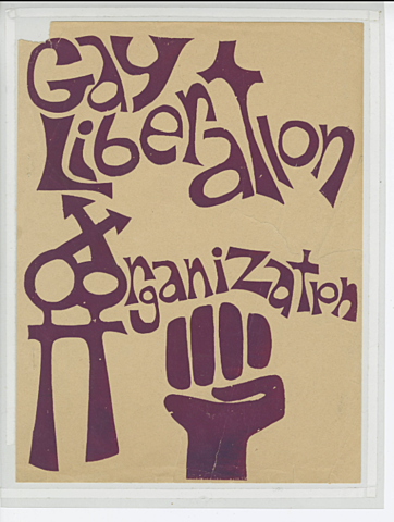 The Gay Liberation Organization (GLO) was founded at the University of Wisconsin-Milwaukee (UWM)