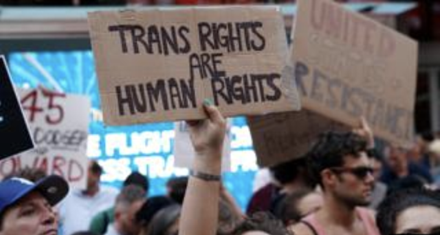 Trump's transgender military ban goes into effect