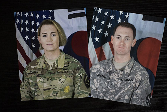 The first transgender person is allowed to serve in the US military