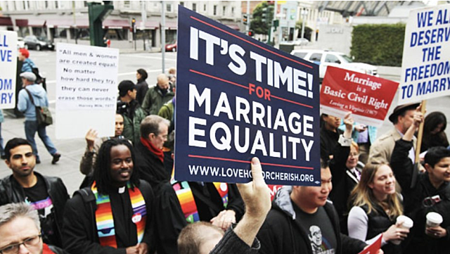 Proposition 8 is found unconstitutional by a federal judge