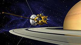 Gabriele Cassini-Huygens timeline
