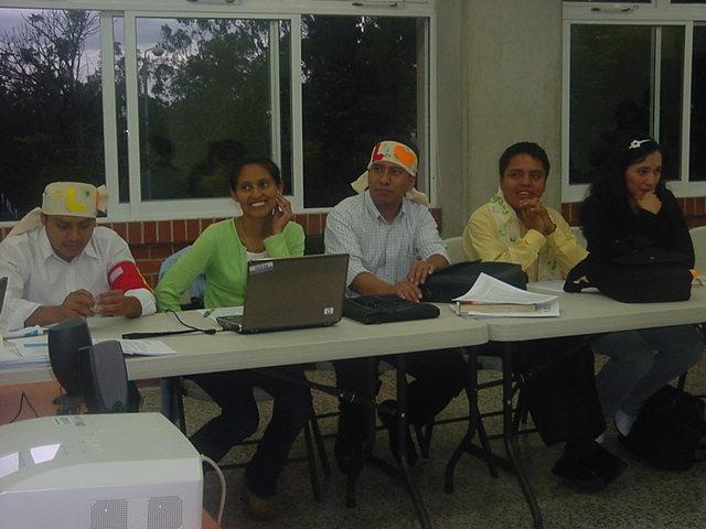 Inicé a estudiar la Maestría en la Universidad del Valle de Guatemala