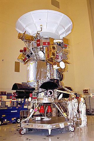 Fine della costruzione di Cassini-Huygens