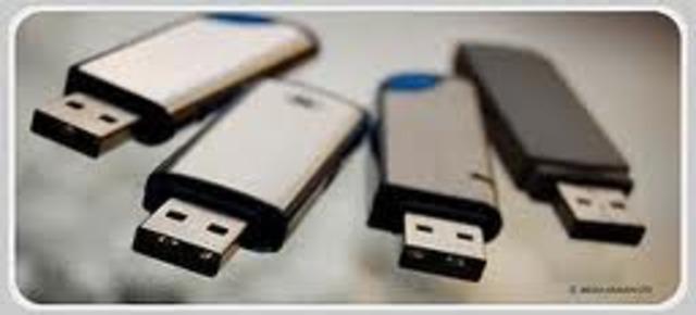 Invento de las USB