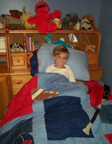 Big Boy Bed