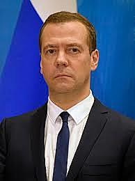 Dmitri Medvédev (2012-Actualitat)