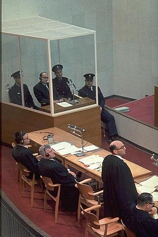 פתיחת משפטו של אדולף אייכמן