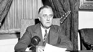FDR becomes president and Creates the New Deal
