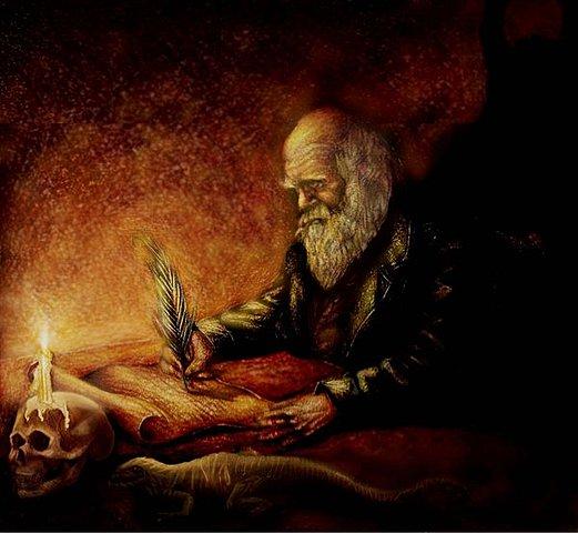 Charles inicio la escritura de un libro monumental