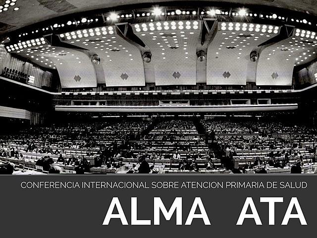 Conferencia Internacional sobre Atención Primaria de Salud