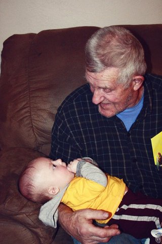 Grandpa Hinners