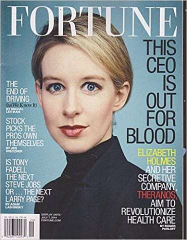 The Cover of Fortune Magazine