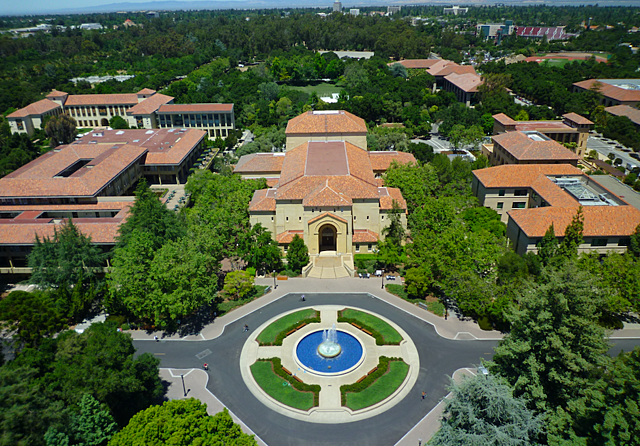 E. Holmes Enrolls at Stanford