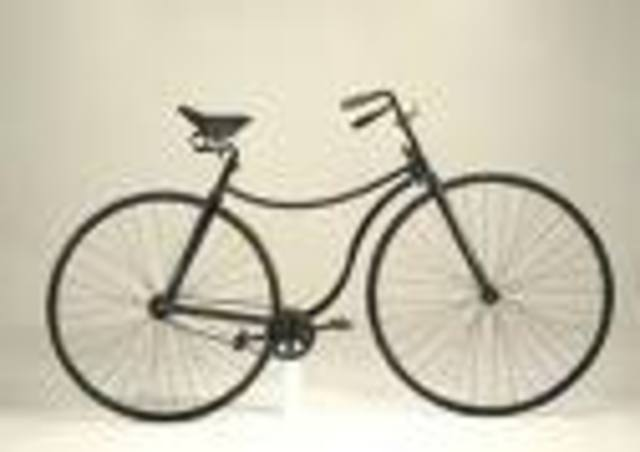 Le Rover Safety Bicycle