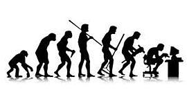 LA EVOLUCIÓN DE LAS IDEAS SOBRE LA EVOLUCIÓN    timeline