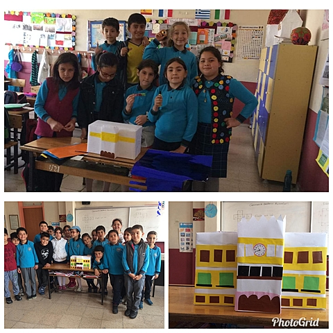 Town Hall from Turkish Pupils!